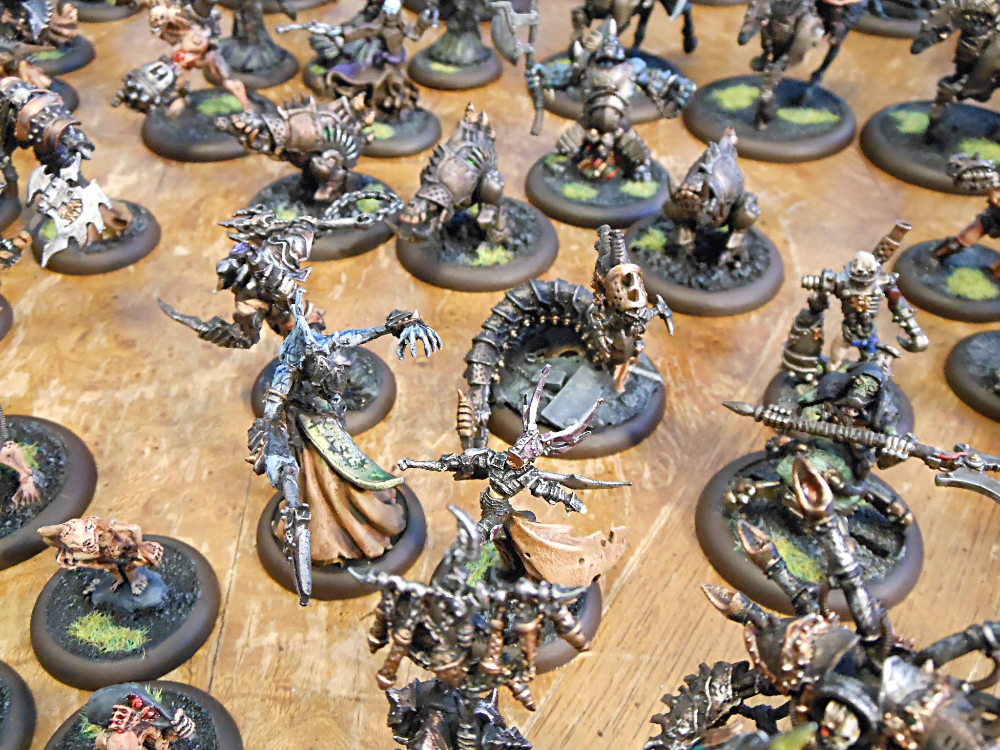 Cryx Army
