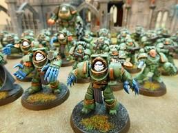 Marine Army 3